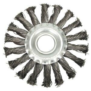 Kefa kotúčová bočná pletená 115 mm