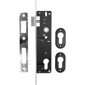Zápustná vložka do dverí 90/25 mm