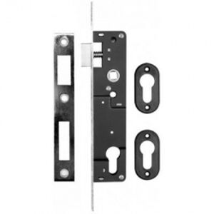 Zápustná vložka do dverí 90/35 mm
