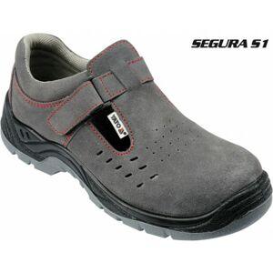 Sandále pracovné SEGURA S1 veľ.43