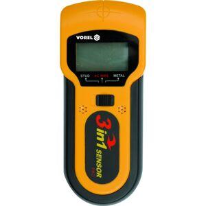 Detektor 2 / 1 kovov a elektrických rozvodov LCD