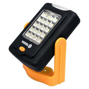 Lampa svetelná, ručná 20+3 LED