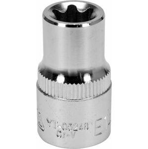 Nástavec TORX 1/4 – 6.3 mm DIN 2124 E14