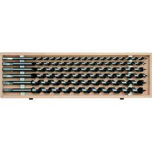 Sada 6ks hadovitých vrtákov do dreva 10.12.14.16.18.20 dĺžka 460mm