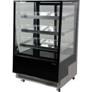 Chladiaca vitrína 400l 650x805x1445mm 160kg 450W
