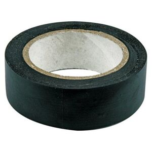 Páska PVC 50 x 0,13 mm x 10 m čierna