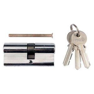 Vložka do zámku L 62 mm 31/31 mm 3 kľúče