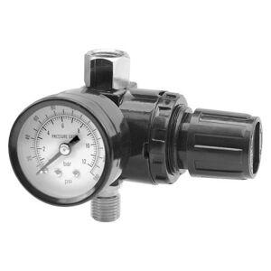 "Regulátor tlaku vzduchu s filtrom a premazávaním 3/8"""