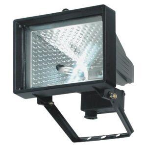 Lampa halogénová závesna čierna 120 W