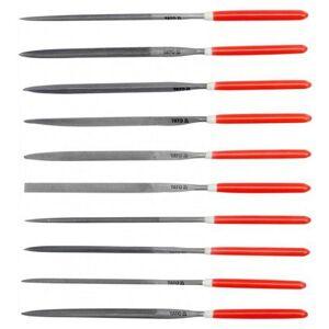 Sada pilníkov ihlových 5 x 180 mm 10 ks
