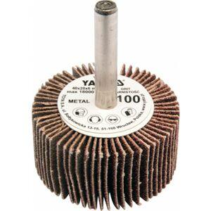 Lamelový brúsny kotúč  P150 40x20x6mm